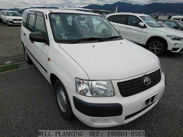Used TOYOTA Succeed Van UL Van 2013