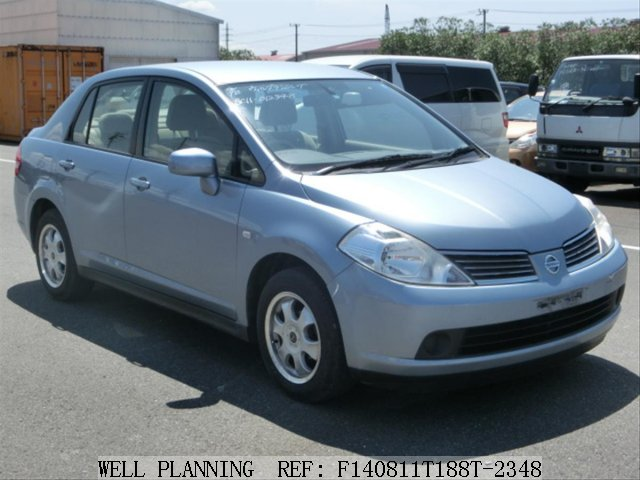 Used NISSAN Tiida 15M Sedan 2005