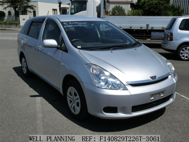Used TOYOTA Wish X  Wagon 2004