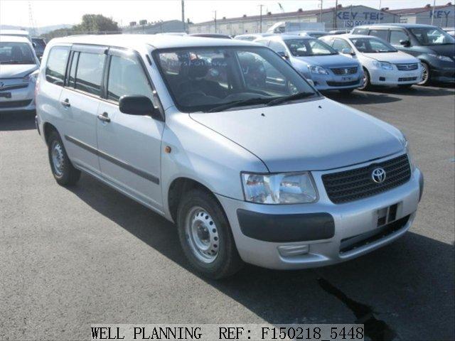 Used TOYOTA Succeed Van UL Van 2006