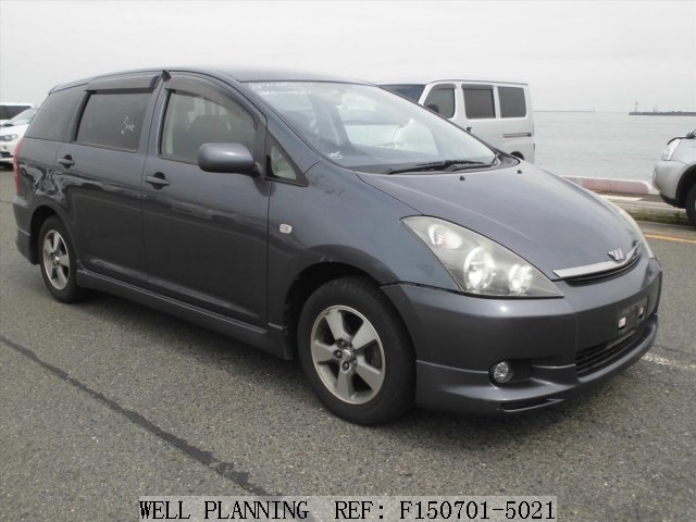 Used TOYOTA Wish X S Package Wagon 2004
