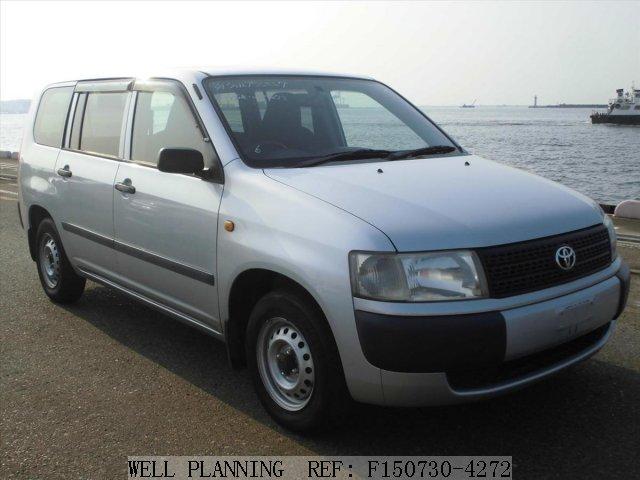 Used TOYOTA Probox Wagon F Wagon 2004