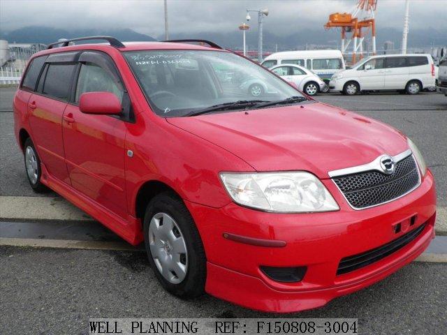 Used TOYOTA Corolla Fielder X G Edition Wagon 2005