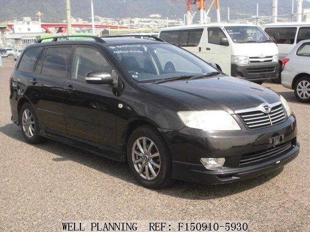 Used TOYOTA Corolla Fielder X HID 40TH ANNIVERSARY LTD Wagon 2006