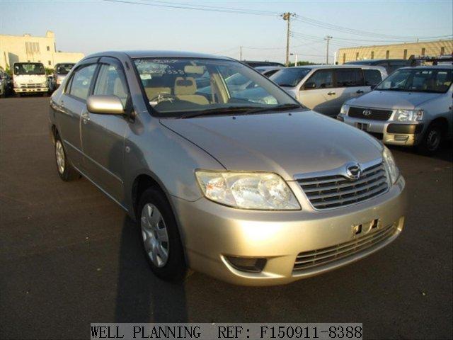 Used TOYOTA Corolla Sedan X Sedan 2005