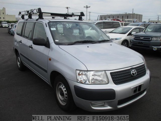 Used TOYOTA Succeed Van UL Van 2005