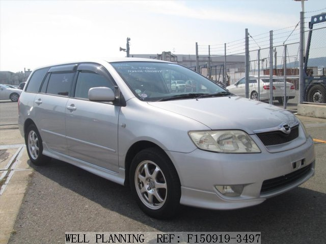 Used TOYOTA Corolla Fielder X HID SPPORT ED. Wagon 2004