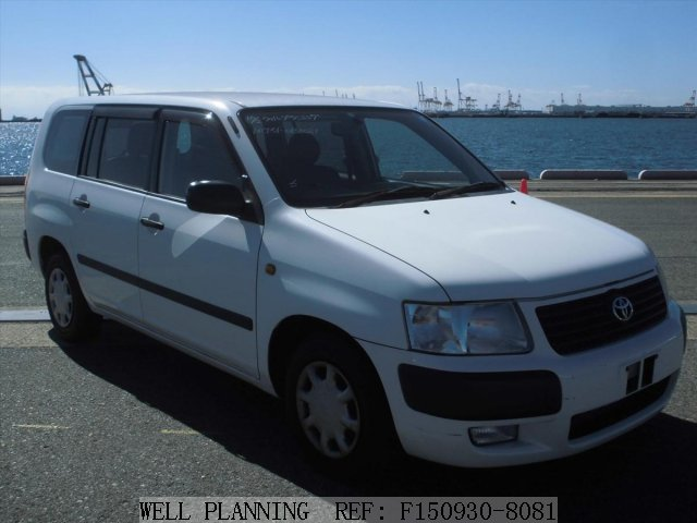Used TOYOTA Succeed Van UL Van 2006