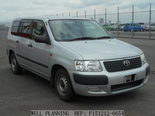 Used TOYOTA Succeed Van UL Van 2012