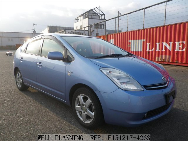 Used TOYOTA Prius S 10TH ANIVERSARY Hatchback 2008