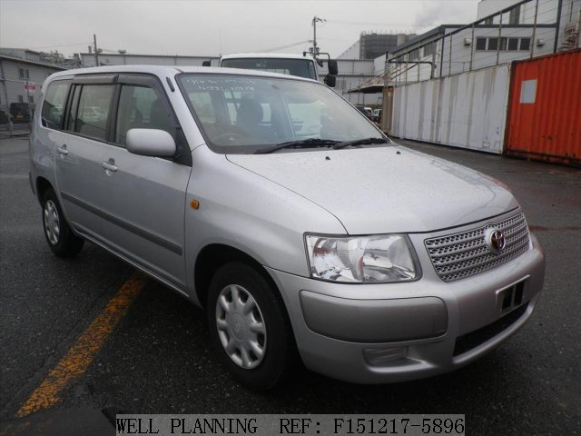 Used TOYOTA Succeed Van UL Van 2011