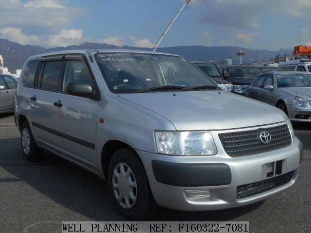 Used TOYOTA Succeed Van Van 2011