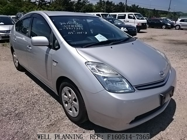 Used TOYOTA Prius S Hatchback 2008