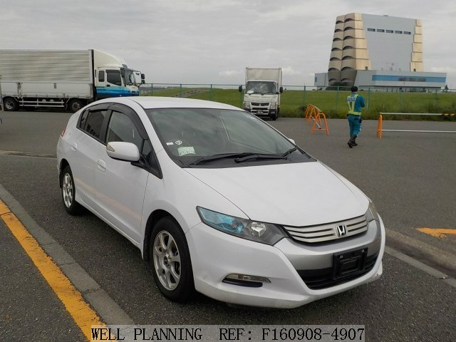Used HONDA Insight L Hatchback 2009
