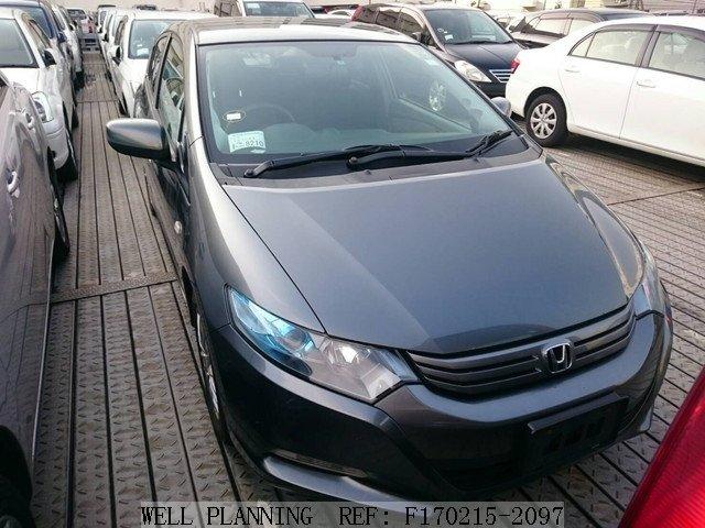 Used HONDA Insight Hatchback 2010