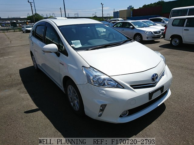 Used TOYOTA Prius S Hatchback 2013