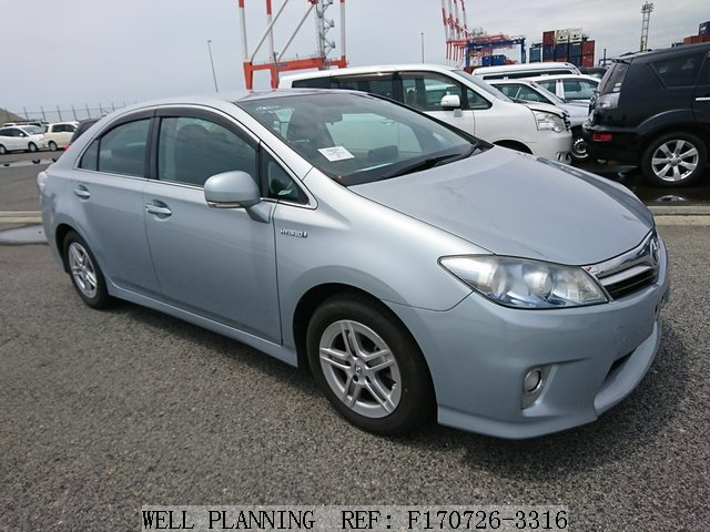 Used TOYOTA SAI S Sedan 2010