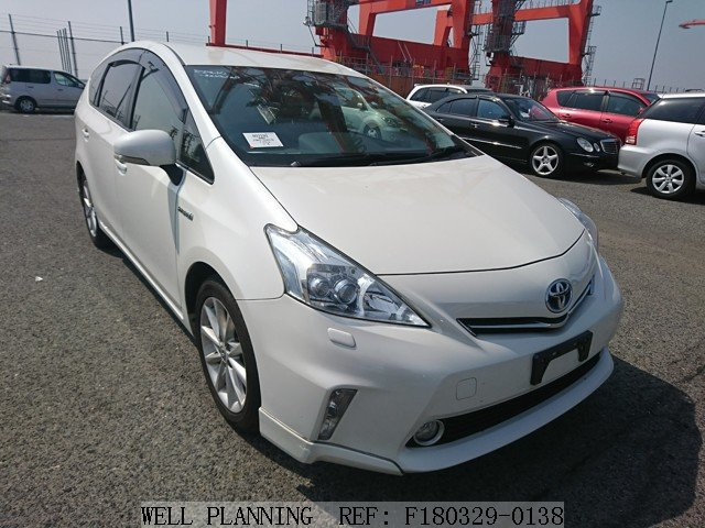 Used TOYOTA Prius G TOURING SELECTION Hatchback 2013