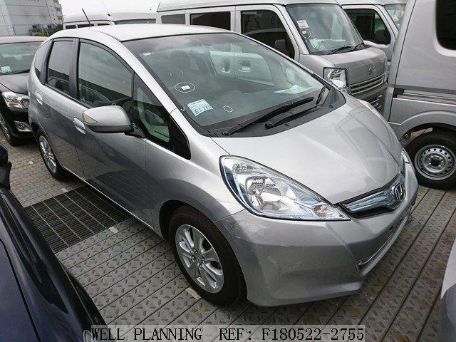 Used HONDA Fit PREMIUM Hatchback 2011