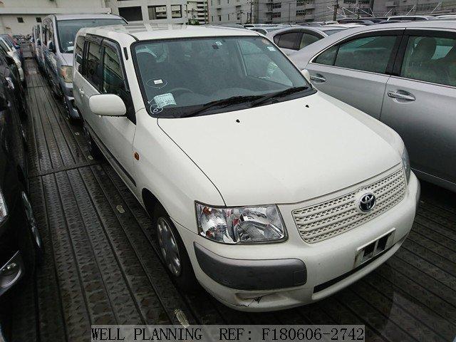 Used TOYOTA Succeed Van UL  Van 2013