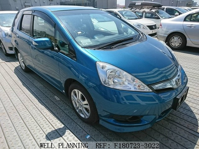Used HONDA Fit Hatchback 2011
