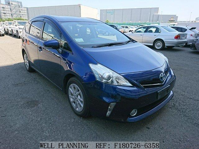 Used TOYOTA Prius α S Hatchback 2011