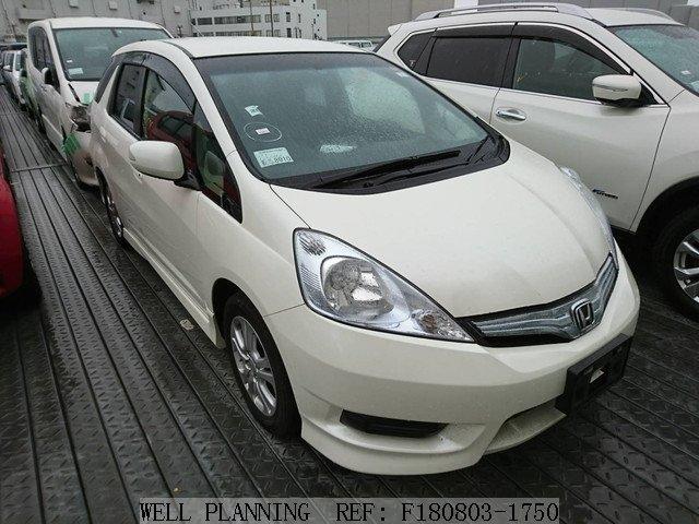 Used HONDA Fit SMART SELECTION Hatchback 2011