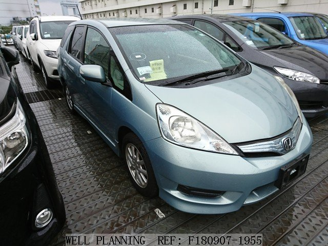 Used HONDA Fit shuttle Smart Selection Wagon 2011