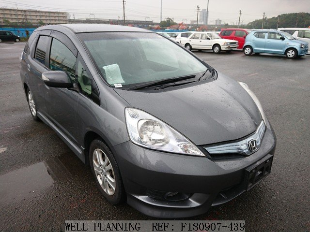 Used HONDA Fit Premium Selection Wagon 2011