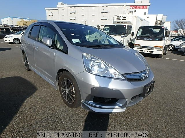 Used HONDA Fit Wagon 2012