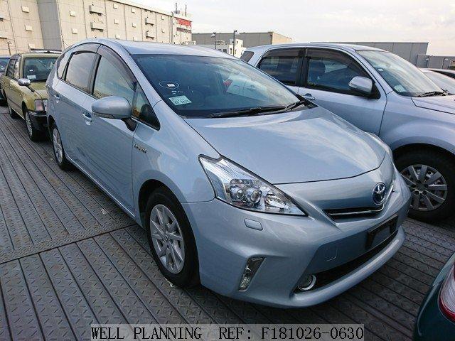 Used TOYOTA Prius α G Wagon 2011