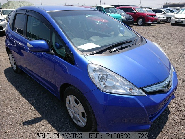 Used HONDA Fit HYBRID SMART SELECTION Wagon 2011