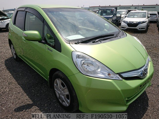 Used HONDA Fit Wagon 2012
