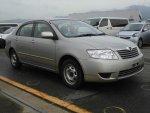 Used Toyota Corolla Sedan