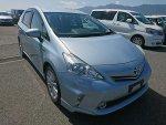 Used Toyota Prius α
