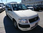 Used Toyota Succeed Van